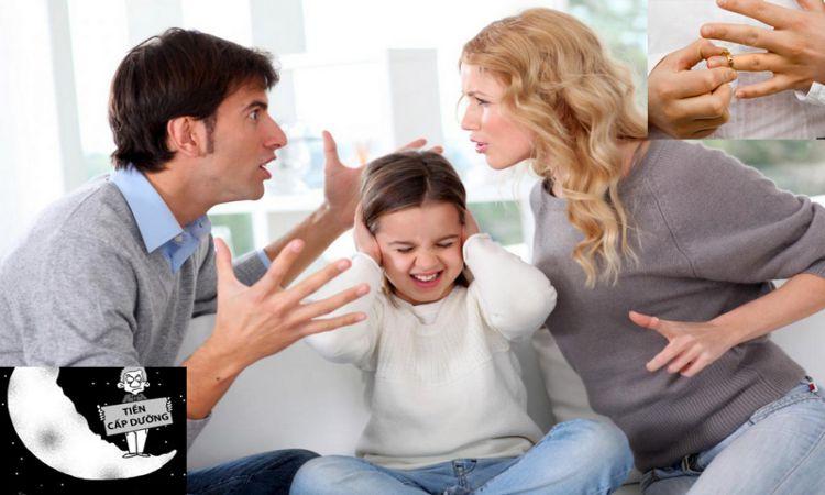 Yêu cầu cấp dưỡng cho con sau khi ly hôn?
