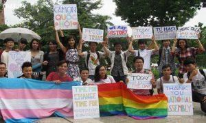 Dự thảo Luật chuyển đổi giới tính sẽ trình quốc hội cuối năm 2017