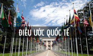 So sánh phê chuẩn và phê duyệt điều ước quốc tế
