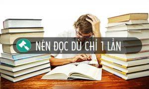 10 điều sinh viên luật nên đọc dù chỉ một lần