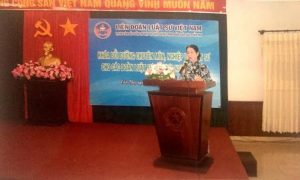 Liên đoàn Luật sư Việt Nam: Bế mạc lớp bồi dưỡng chuyên môn, nghiệp vụ luật sự thuộc khu vực Nam sông Hậu