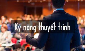 Kỹ năng thuyết trình