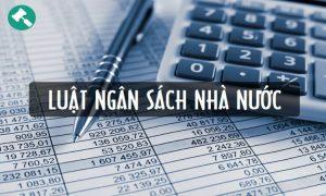 Luật ngân sách nhà nước