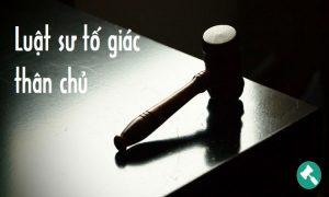 Luật sư tố giác thân chủ: điều luật gây tranh cãi