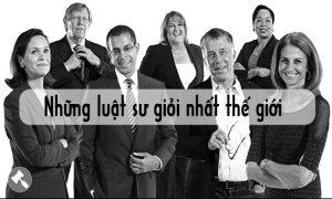 Những luật sư giỏi nhất thế giới