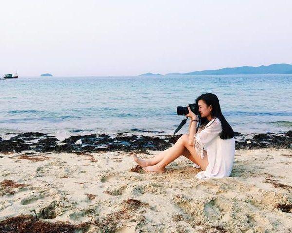Trần Minh Phương Thảo nữ sinh luật trường Đại học Thương mại
