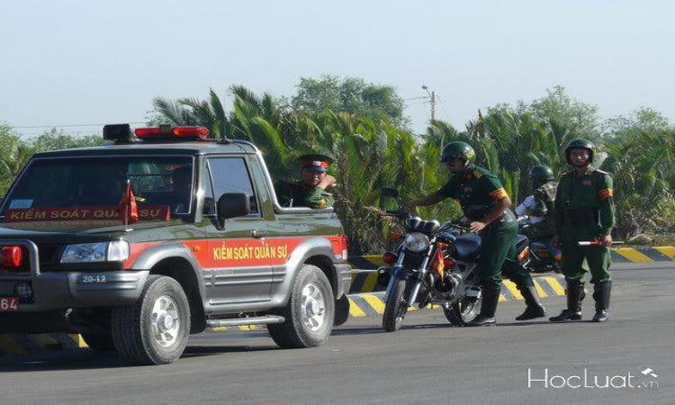 Lược lượng kiểm soát quân sự Việt Nam