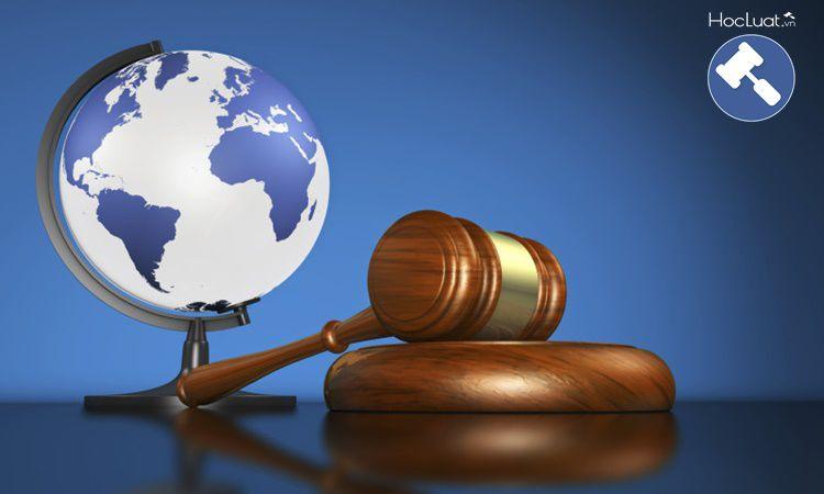 Công pháp quốc tế
