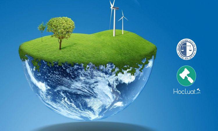 Đề cương luật môi trường - Đại học luật Hà Nội