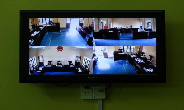Phòng xử án