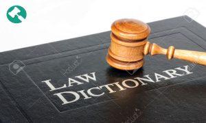 Tổng hợp những thuật ngữ pháp lý dễ bị nhầm lẫn