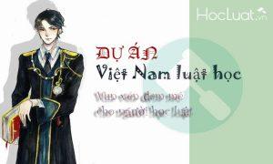 Việt Nam học luật