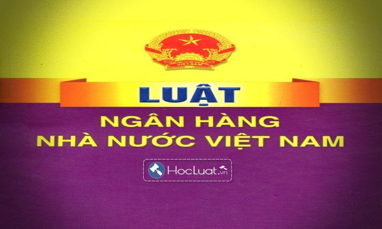 Luật Ngân hàng Nhà nước Việt Nam