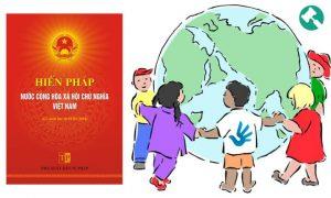 Quyền công dân, quyền con người trong hiến pháp 2013