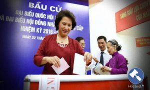 Bầu cử Đại biểu quốc hội và Đại biểu hội đồng nhân dân