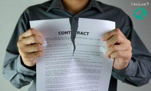 Ví dụ về bồi thường thiệt hại ngoài hợp đồng
