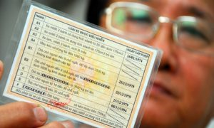 Những trường hợp (lỗi) nào bị tước giấy phép lái xe ô tô?