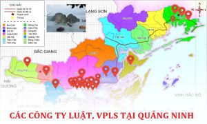 Các công ty luật, văn phòng luật sư tại Quảng Ninh