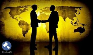 Giao dịch thương mại quốc tế