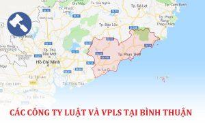 Danh sách các công ty luật, văn phòng luật sư tại Bình Thuận