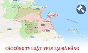 Danh sách các công ty luật, văn phòng luật sư tại Đà Nẵng