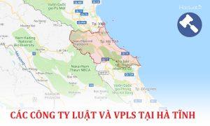 Danh sách các công ty luật, văn phòng luật sư tại Hà Tĩnh