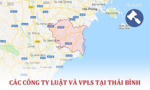 Các công ty luật, văn phòng luật sư tại Thái Bình
