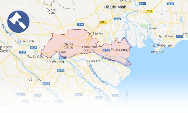 Các công ty luật, văn phòng luật sư tại Tiền Giang