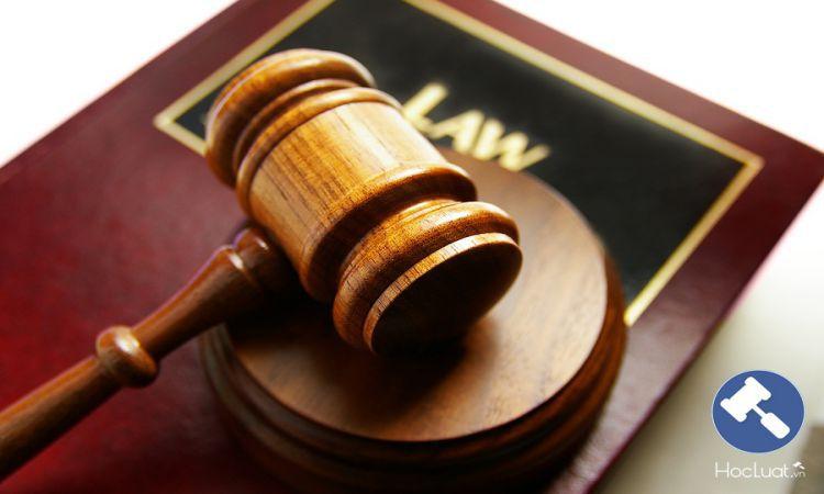 Đối tượng điều chỉnh của ngành luật là gì