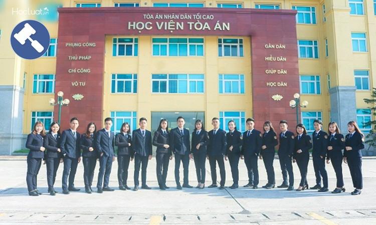 Sinh viên - Học viện Tòa án