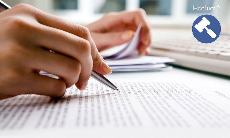 Soạn thảo văn bản