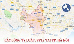 Danh sách các công ty luật, văn phòng luật sư tại huyện Hoài Đức, TP. Hà Nội
