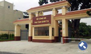 Cơ sở giam giữ