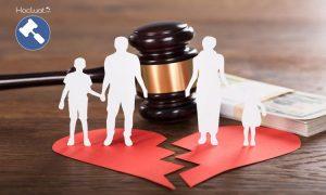 Xác định thẩm quyền giải quyết ly hôn