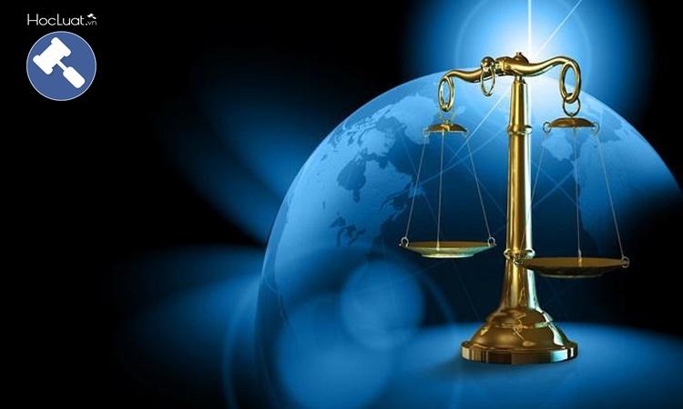 Tư pháp quốc tế