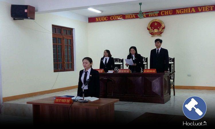 Thư ký phiên tòa