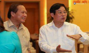Hai nguyên Bộ trưởng Bộ Thông tin – Truyền thông