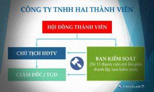 Khái niệm, đặc điểm và cơ cấu tổ chức của công ty TNHH hai thành viên trở lên