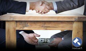 Các yếu tố cấu thành Tội nhận hối lộ tại Bộ luật Hình sự 2015