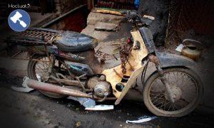 Phương tiện giao thông cơ giới đường bộ, xe máy chuyên dùng không đảm bảo an toàn