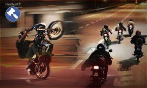Các yếu tố cấu thành Tội đua xe trái phép – Điều 266 Bộ luật hình sự 2015