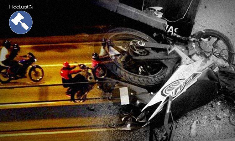 Vi phạm quy định về tham gia giao thông đường bộ
