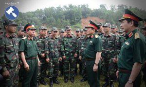 Hoàn thiện các quy định của pháp luật về thẩm quyền xử phạt vi phạm hành chính của Bộ đội Biên phòng