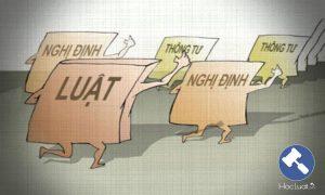 So sánh văn bản quy phạm pháp luật và văn bản áp dụng pháp luật