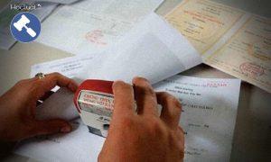 Chứng thực chữ ký là gì? thực hiện ở đâu? Mẫu lời chứng theo Nghị định 23/2015/NĐ-CP
