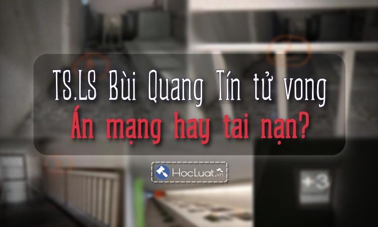 Vụ Bùi Quang Tín