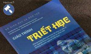 Giáo trình triết học Nhà xuất bản Đại học Sư phạm pdf