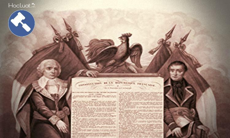 Các luật gia tư sản khi phân loại hiến pháp