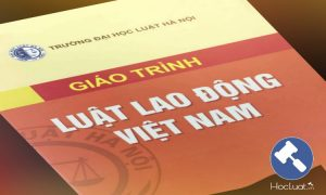 Giáo trình Luật Lao động Việt Nam - Đại học Luật Hà Nội