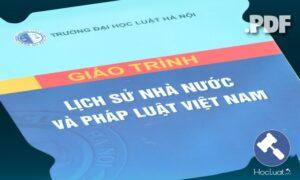 Câu hỏi ôn tập phần lịch sử nhà nước và pháp luật Việt Nam